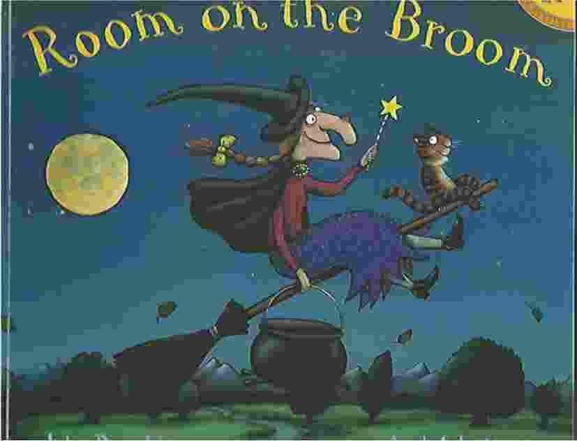 Image for ROOM ON THE BROOM