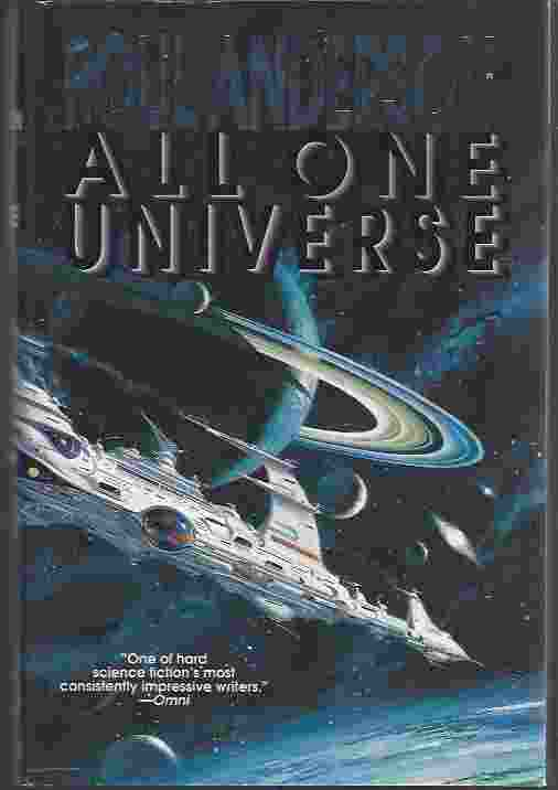 Image for ALL ONE UNIVERSE