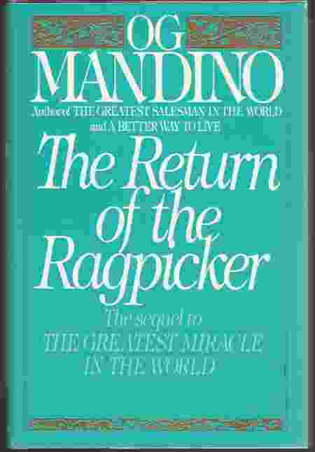 Image for THE RETURN OF THE RAGPICKER