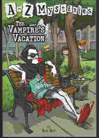 Image for THE VAMPIRE'S VACATION