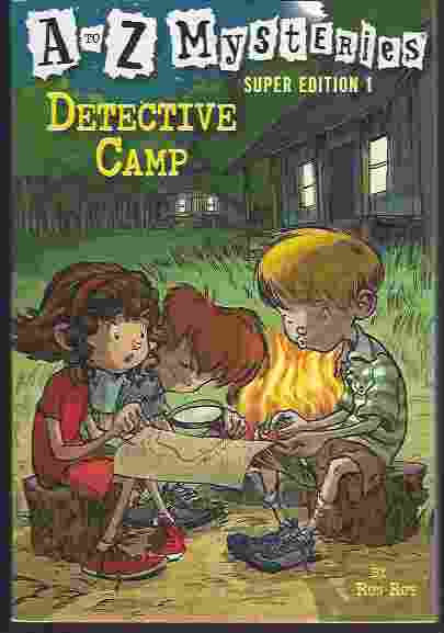 Image for DETECTIVE CAMP