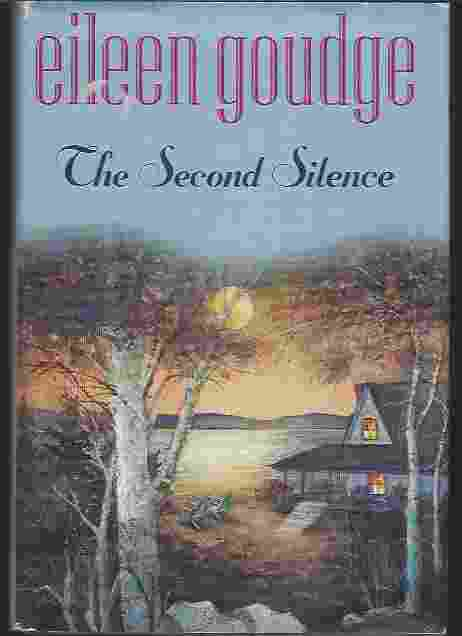 Image for THE SECOND SILENCE [LARGE PRINT]