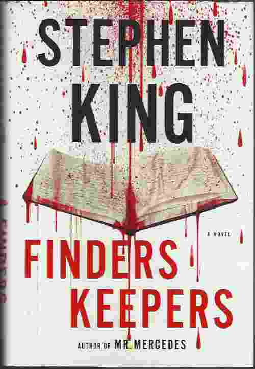 Image for FINDERS KEEPERS  A Novel