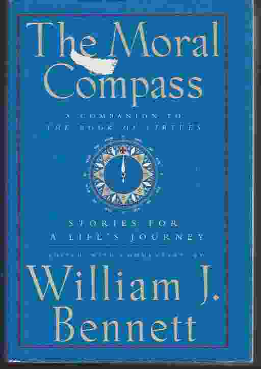 Image for THE MORAL COMPASS Stories for a Life's Journey