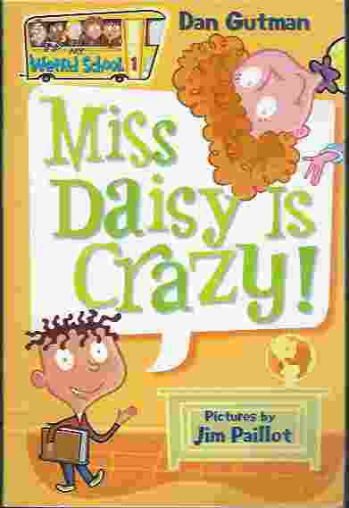 Image for MISS DAISY IS CRAZY