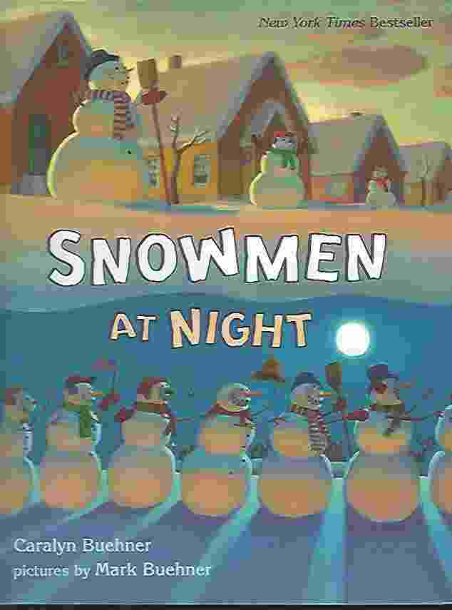Image for SNOWMEN AT NIGHT