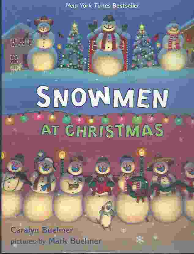 Image for SNOWMEN AT CHRISTMAS