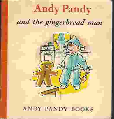 Image for ANDY PANDY AND THE GINGERBREAD MAN