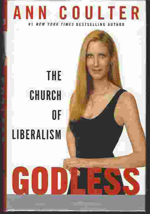 Image for GODLESS  The Church of Liberalism