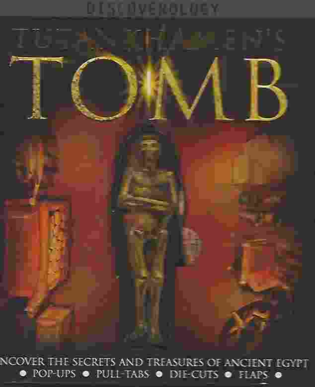 Image for TUTANKHAMEN'S TOMB  Uncover the Secrets and Treasures of Ancient Egypt