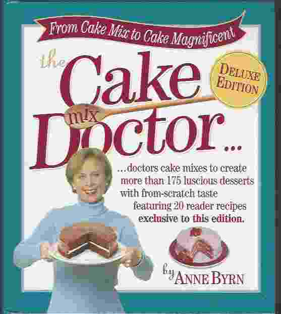 Image for THE CAKE MIX DOCTOR  Deluxe Edition