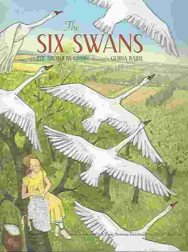 Image for THE SIX SWANS