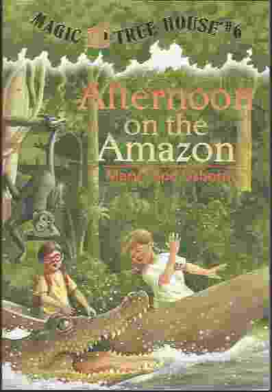 Image for AFTERNOON ON THE AMAZON