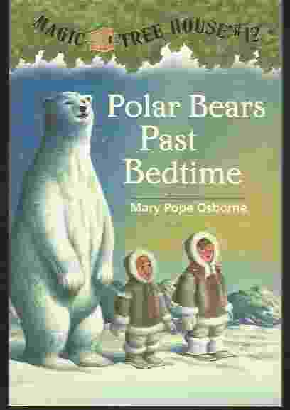 Image for POLAR BEARS PAST BEDTIME