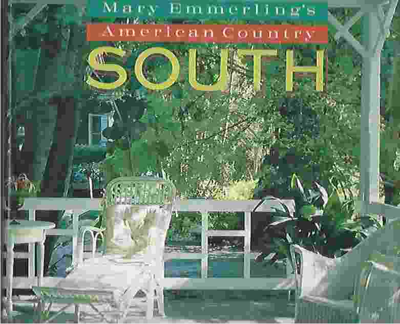 Image for MARY EMMERLING'S AMERICAN COUNTRY SOUTH