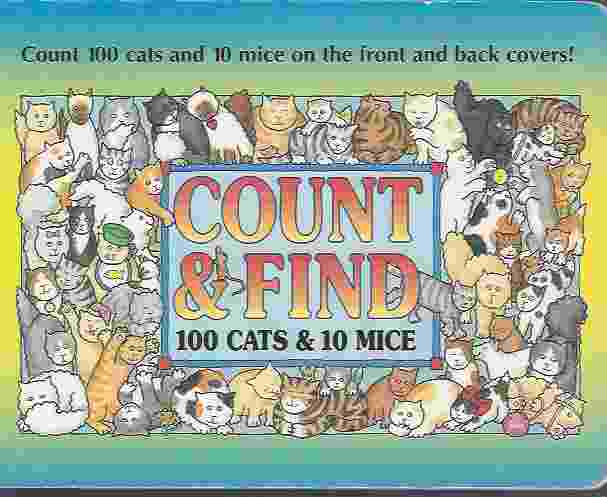 Image for 100 CATS & 10 MICE