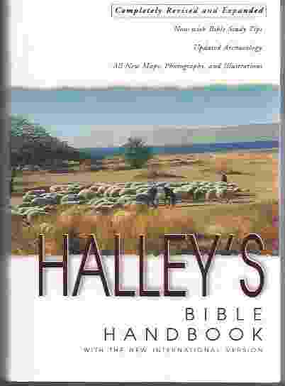 Image for HALLEY'S BIBLE HANDBOOK WITH THE NEW INTERNATIONAL VERSION