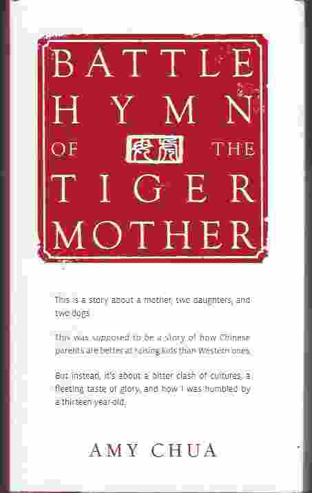 Image for BATTLE HYMN OF THE TIGER MOTHER