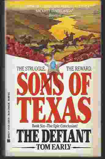 Image for SONS OF TEXAS: THE DEFIANT