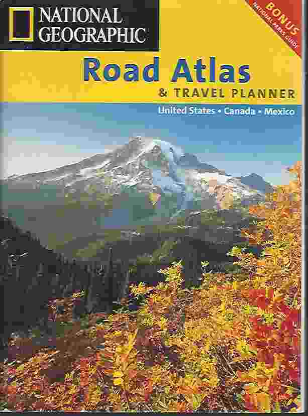 Image for NATIONAL GEOGRAPHIC ROAD ATLAS & TRAVEL PLANNER