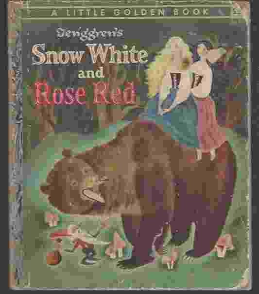 Image for SNOW WHITE AND ROSE RED A Favorite Fairy Tale