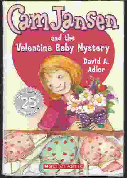 Image for CAM JANSEN AND THE VALENTINE BABY MYSTERY