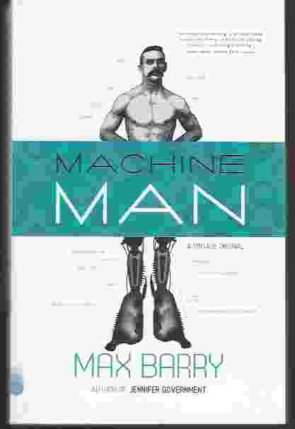 Image for MACHINE MAN