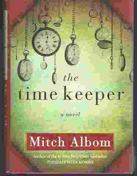 Image for THE TIME KEEPER