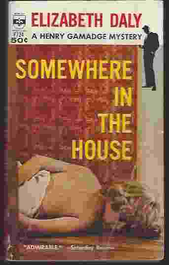 Image for SOMEWHERE IN THE HOUSE