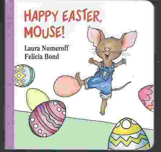 Image for HAPPY EASTER, MOUSE!