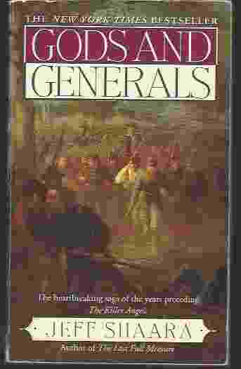 Image for GODS AND GENERALS