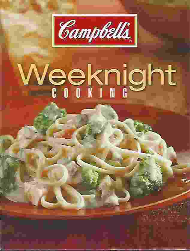 Image for CAMPBELL'S WEEKNIGHT COOKING