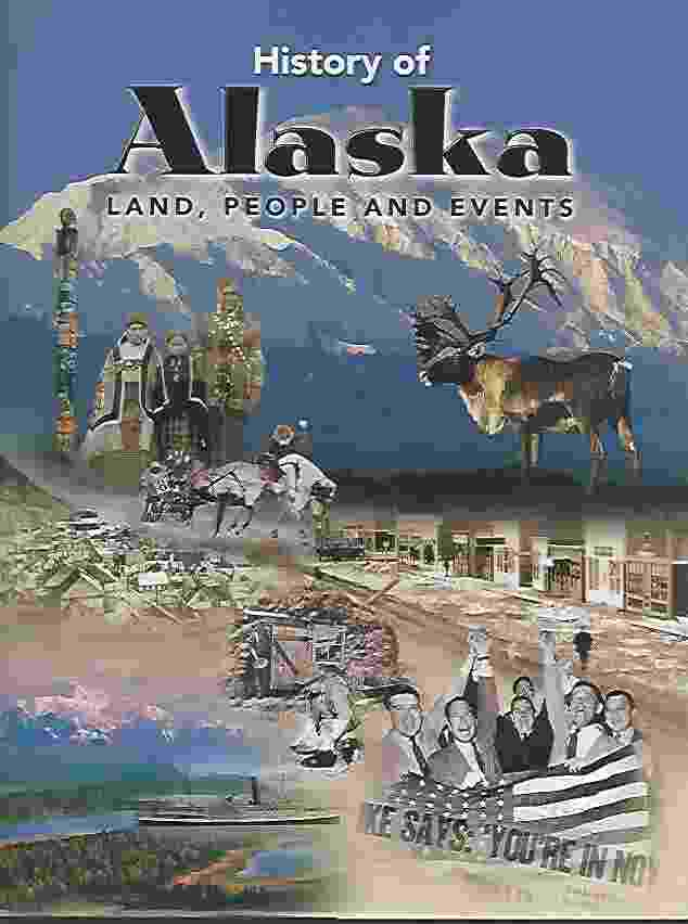 Image for HISTORY OF ALASKA  Land, people and events