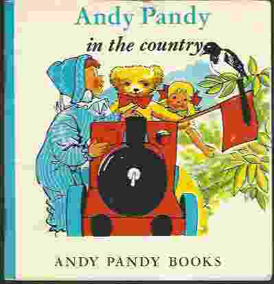 Image for ANDY PANDY IN THE COUNTRY