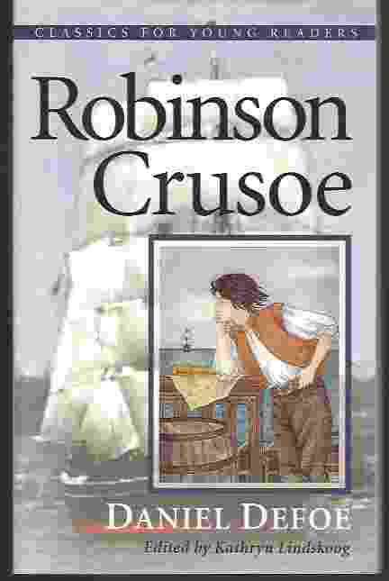 Image for ROBINSON CRUSOE [ABRIDGED]