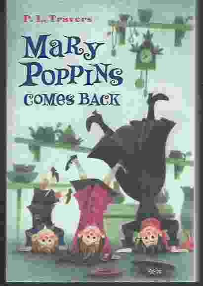 Image for MARY POPPINS COMES BACK