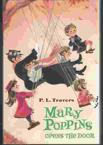 Image for MARY POPPINS OPENS THE DOOR
