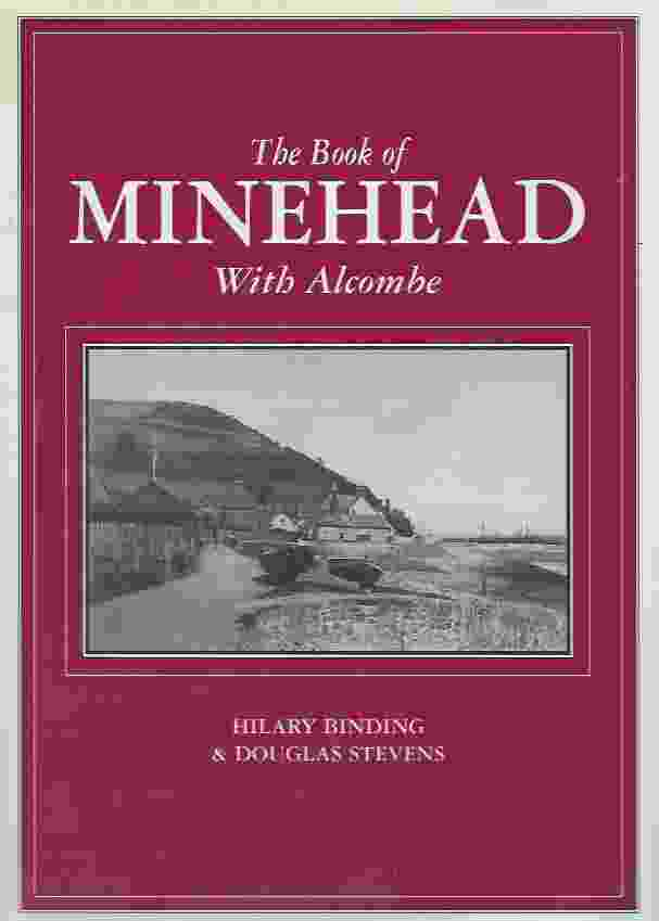 Image for THE BOOK OF MINEHEAD  A New History