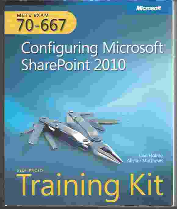 Image for MCTS Self-Paced Training Kit    Configuring Microsoft SharePoint 2010 (Microsoft Press Training Kit)