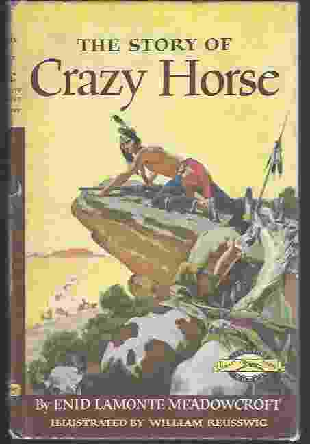 Image for THE STORY OF CRAZY HORSE