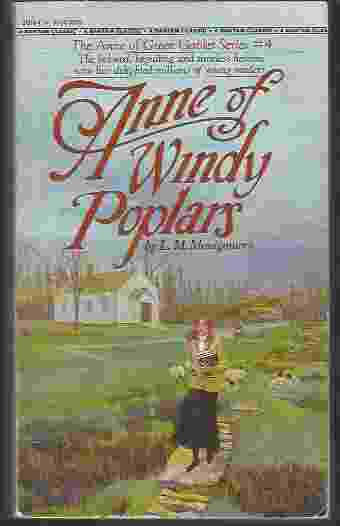 Image for ANNE OF WINDY POPLARS