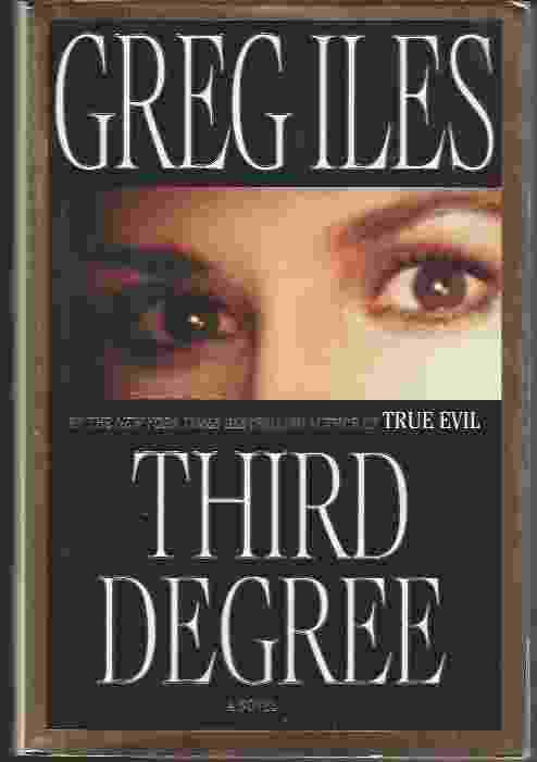 Image for THIRD DEGREE  A Novel