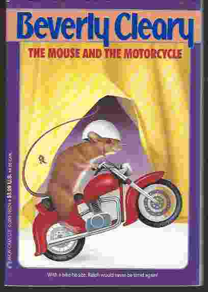 Image for THE MOUSE AND THE MOTORCYCLE