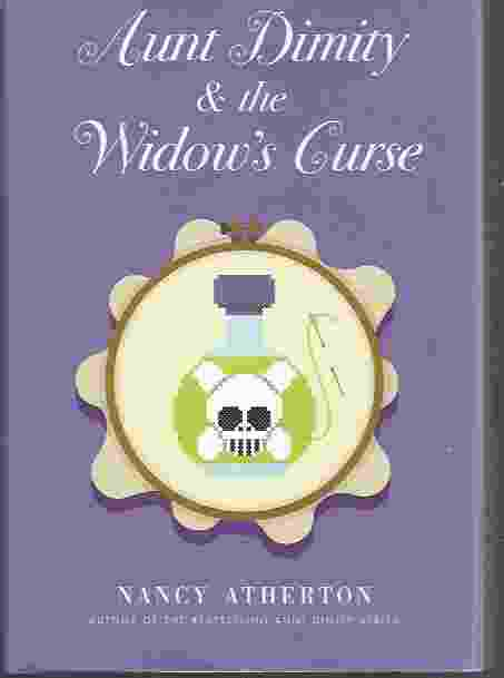 Image for AUNT DIMITY AND THE WIDOW'S CURSE