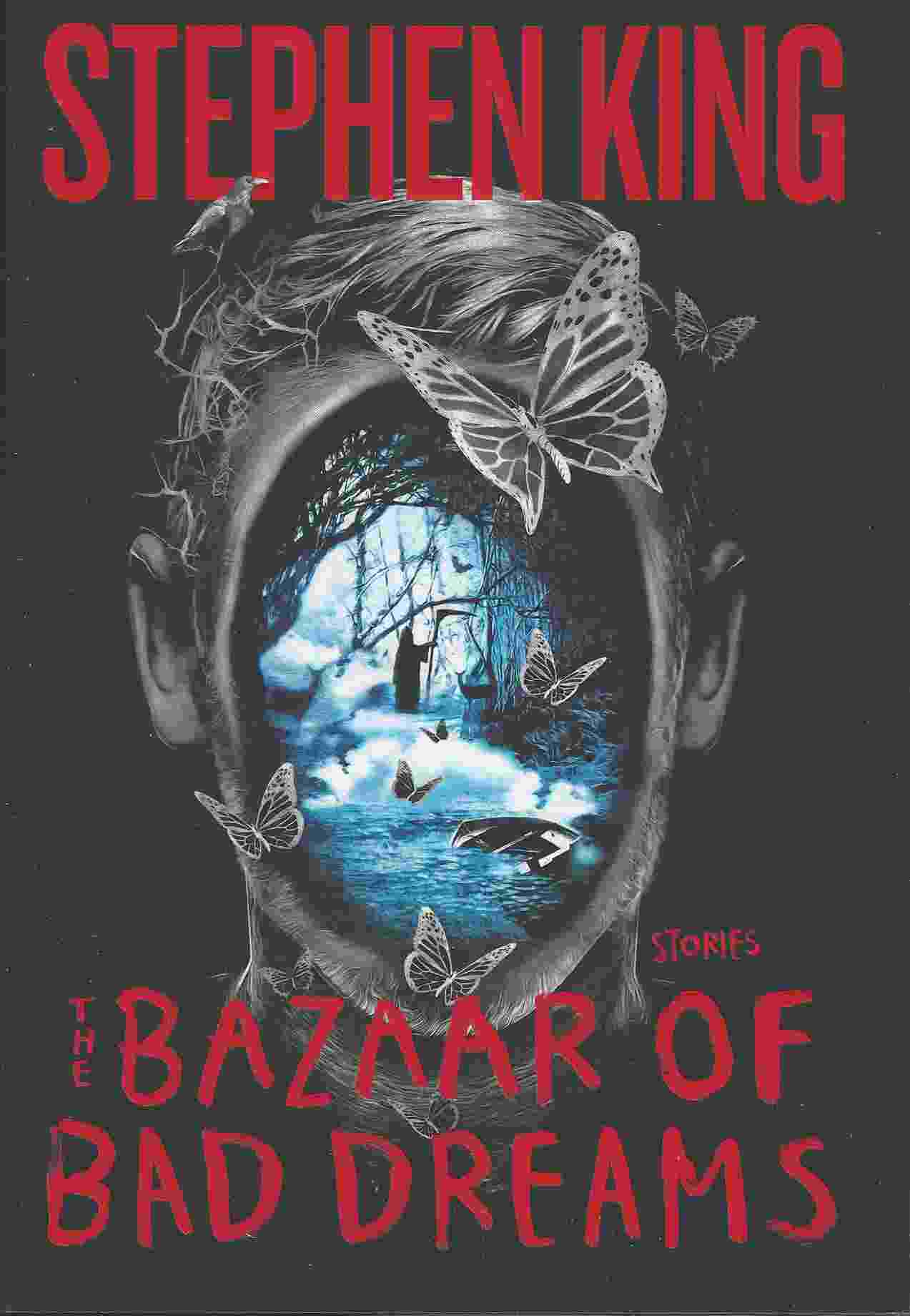Image for THE BAZAAR OF BAD DREAMS  Stories