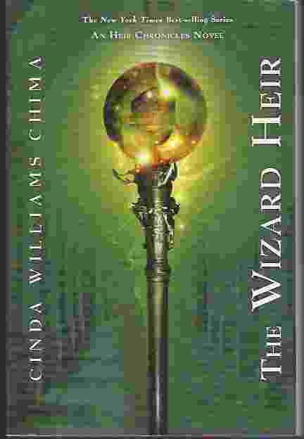 Image for THE WIZARD HEIR