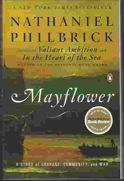 Image for MAYFLOWER  A Story of Courage, Community, and War