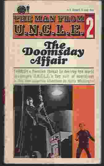 Image for THE DOOMSDAY AFFAIR