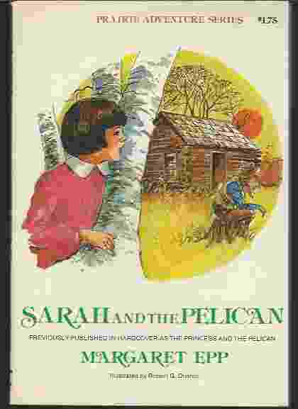 Image for SARAH AND THE PELICAN