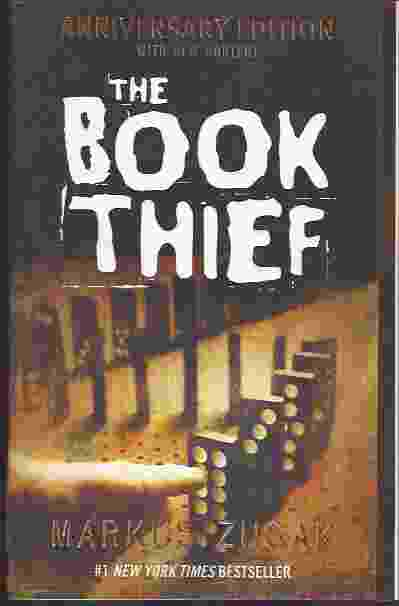 Image for THE BOOK THIEF, ANNIVERSARY EDITION